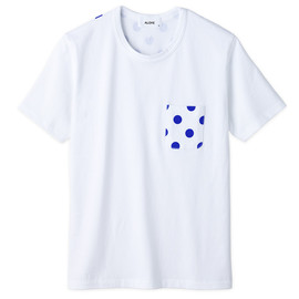 Aloye - Dots & Stripes #16 / Short sleeve t-shirt