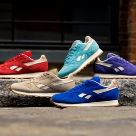 "Reebok - Classic Leather ""Summer Suede"" Pack"