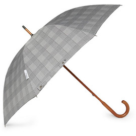 London Undercover - Classic Prince of Wales Check Umbrella