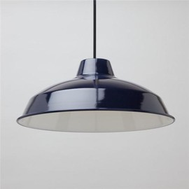 Pacific Furniture Service - Lamp Shade Blue Black
