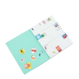 kate spade NEW YORK - FLORENCE BROADHURST & ALL OCCASION STICKY PAD SET