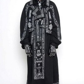 ktz - [12aw]CHURCH coat