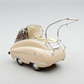 Hasa, 1950-tal. - BARNVAGN - Baby Carriage