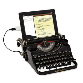 uncommongoods - USB TYPEWRITER