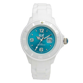 ice watch - ice watch ice white white turquoise