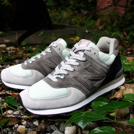 "New Balance® - LAB Taipei Exclusive : New Balance® ""MINT N PEPA"" CUSTOM US574"