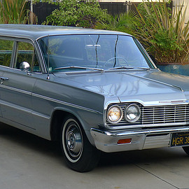 chevrolet - Impala 1964 4dr Station Wagon