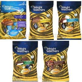 Weight Watchers - Chocolate 5種
