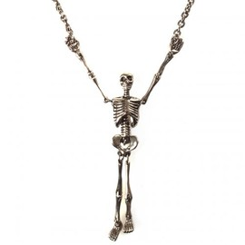 Vivienne Westwood - skeleton Necklace Long