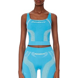 misbhv - Sport Active Wear Tank Blue
