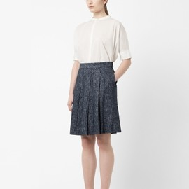 COS - Linen pleated skirt