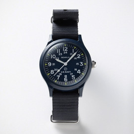 Uniform Experiment - Benrus Military Watch