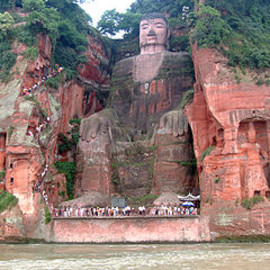 China - Leshan Buddha