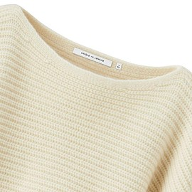 UNIQLO - WOMEN LEMAIRE LAMBSWOOL CROPPED SWEATER