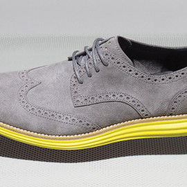 Cole Haan, NIKE - Lunargrand Wing Tip Shoes