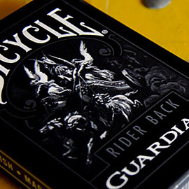 BICYCLE - Guardians Playing Cards