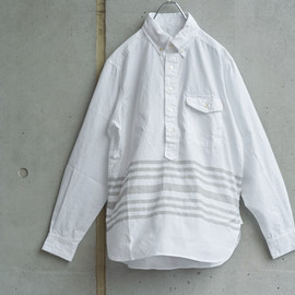 MOUNTAIN RESEARCH - B.D PULLOVER White