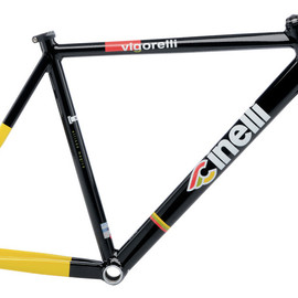 Cinelli - Vigorelli Black is Black