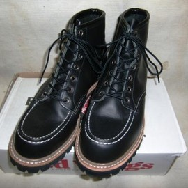 "RED WING - ""8136"" DEAD STOCK W/BOX"