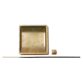 hobo - Brass Incense Tray