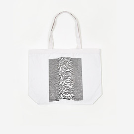 GOODHOOD, JOY DIVISION, BIG LOVE RECORDS - TOTE BAG