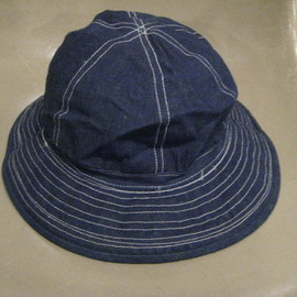 U.S.ARMY - 30's-40's U.S.ARMY  M-37 DENIM HAT
