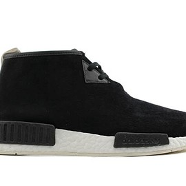 adidas - NMD Mid Suede (Sample) - Black/White?