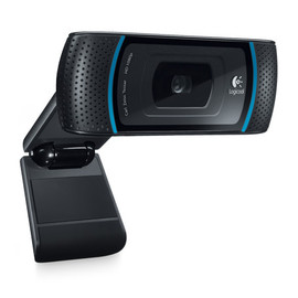Logicool - HD Pro Webcam C910