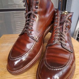 ALDEN - BROWN CHROMEXCEL INDY BOOT