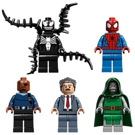 LEGO - Marvel x LEGO Minifigures 2013 Collection