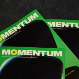 日経BP - Momentum Issue08