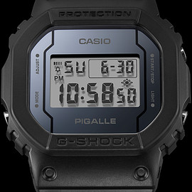 CASIO - G-shock×pigalle