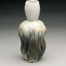 Noel Bailey - bottle, ceramics