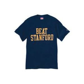 "Champion - University of California, Berkeley ""BEAT STANFORD"" T-Shirt"