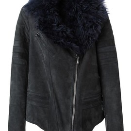 3.1 Phillip Lim - Shearling Biker Jacket