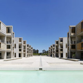 Louis I. Kahn - Salk Institute