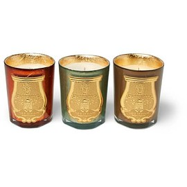 Cire Trudon - Gabriel, Gaspard and Bethléem Scented Candle Set, 3 x 100g