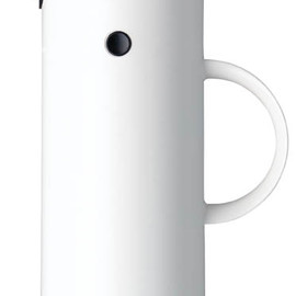 STELTON - press coffee maker/ 8cups/ white