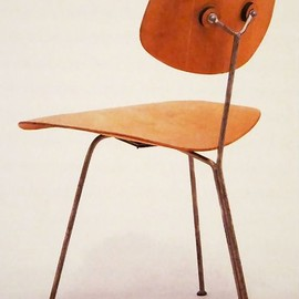 Eames - three legged chair, 1943.