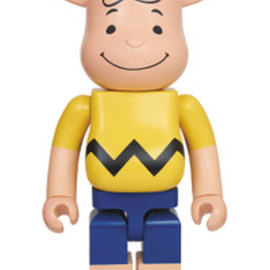 MEDICOM TOY - BE@RBRICK CHARLIEBROWN 1000%