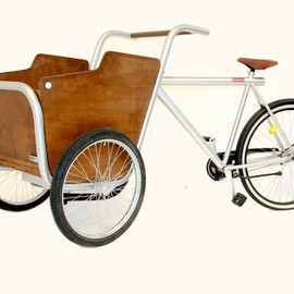 VANMOOF - study project model