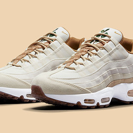 NIKE - Air Max 95 SE - Cork/White/Wheat