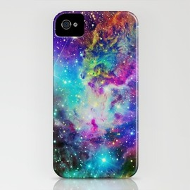 Fox Fur Nebula - Fox Fur Nebula iPhone Case