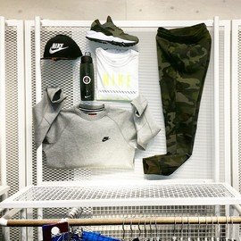 Nike - nike-camo-tech-fleece-pants