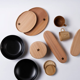 Takahiro Yagi - Wallpaper collaboration, Tableware & Desk Accessories