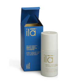 ila - energy spray for an aura of confidence