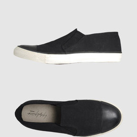 YOHJI YAMAMOTO JEANS POUR HOMME - Slip-on trainers