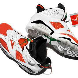 "NIKE - AIR JORDAN  6 ""LIKE MIKE"""