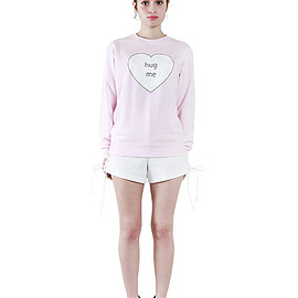Cat Copy - hug me pullover