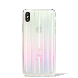 RIMOWA - Iridescent Groove Case for iPhone XS | RIMOWA